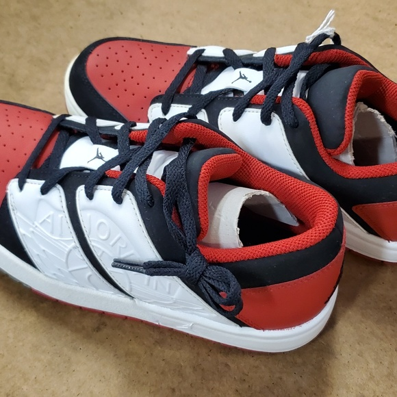 Nike Jordan Nu Retro Low Gs Redwhite